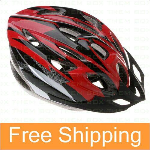 New red Sports Bicycle Cycle Bike helmet helmets