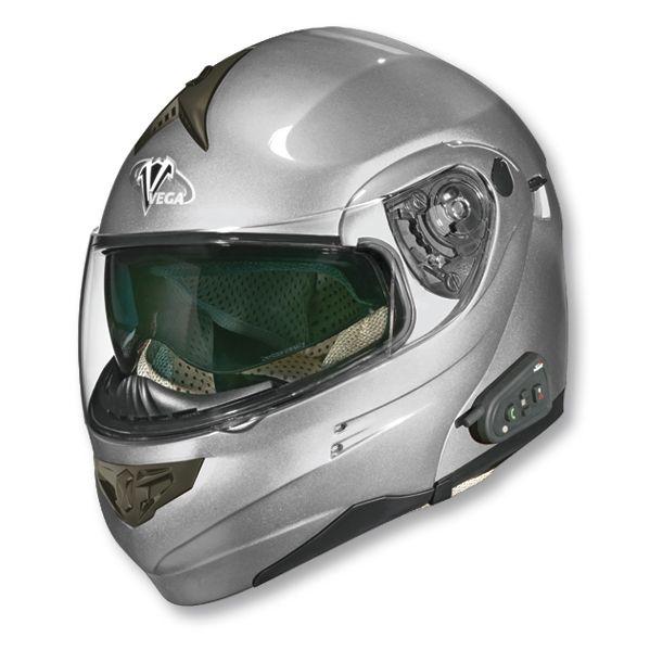 Summit 3.0 V Com Modular Bluetooth Communication Street Bike Helmet